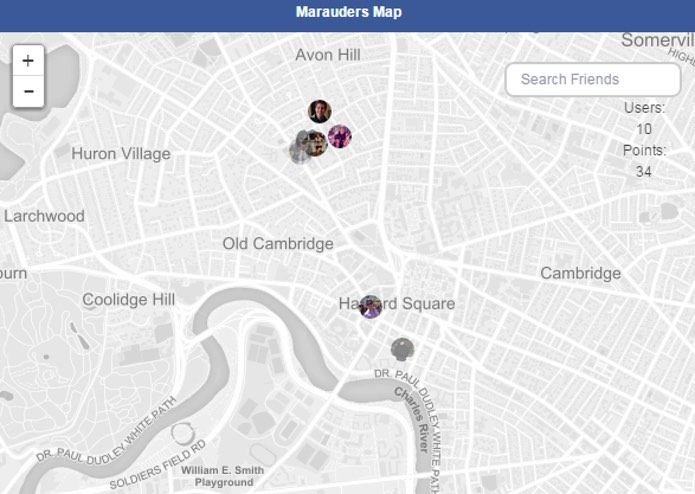 How to Stalk Someones Location on Facebook Messenger